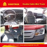 단 하나 Sinotruk 0.5-1.5ton 픽업 트럭 또는 Double Cab 밴 Cargo Truck