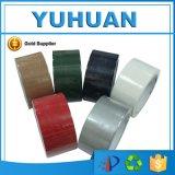 Bande colorée de tissu de conduit de vente chaude
