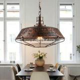Hängende Lampe im Aluminium für industrielle Beleuchtung