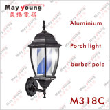 손전등 아름다운 이발사 램프