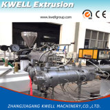 Machine d'expulsion de pipe de HDPE/PE/PPR/pipe faisant l'extrudeuse de machine/pipe