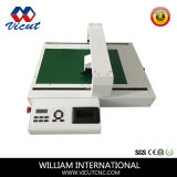 Máquinas que cortan con tintas de papel planas con Ce