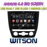 """[ويتسن] 10.2 """" كبير شاشة [أندرويد] 6.0 سيارة [دفد] لأنّ [فولكسوجن] [يتي]"""