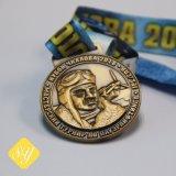 Оптовая торговля наилучшее качество пользовательских Китая чашки металлические медаль спорта