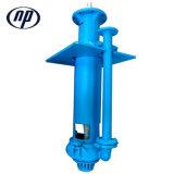 Abschleifende beständige vertikale Gruben-Schlamm-Entwässerung-Pumpe