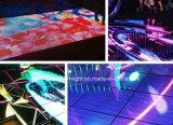 Vídeo a todo color Dance Floor de la visualización de LED P8