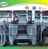 Doppelte Station-Plastikflaschen-durchbrennenmaschine /Blow, das Maschinerie-Preis formt