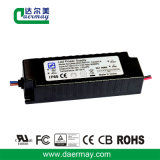 Fuente de alimentación impermeable de IP65 50W 45V LED