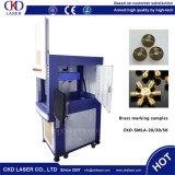 Машина маркировки лазера даты изготовления для PCB PVC пластмасс металла