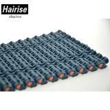 Convoyeur à courroie modulaire en plastique alimentaire pour convoyeur à vis de la machine (Har1005)