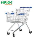 El zincado Precio competitivo Metal Carrito de compra