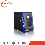 Máquina pequena incluida da marcação do laser da fibra do metal & do plástico do tamanho