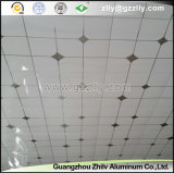 Azulejos de aluminio del techo para la decoración interior