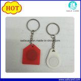 Schlüsselmarke des Silikon-Material-RFID für Tür-Hotel-Eintrag-System