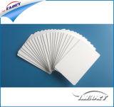 Cartão esperto Rewritable em branco e Printable da fonte direta da fábrica de RFID 13.56MHz do controle de acesso