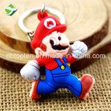 판매 Mario 최신 Bros PVC Keychain