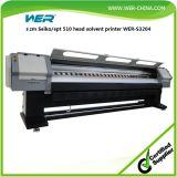 Impresora del vinilo Wer-S3204 con las pistas de 4PCS Seiko Spt510 35pl