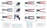 Щипцы, Nonslip End-Gutting ручки, полезным рабочего инструмента