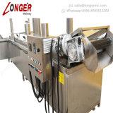 Macchina di frittura continua automatica della friggitrice delle patatine fritte della macchina