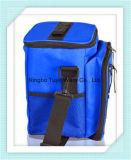 Saco do refrigerador da alta qualidade do azul de marinha