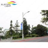 La lumière de la rue Pole Affichage LED avec le contrôle WiFi