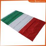 최신 판매 주문을 받아서 만들어진 폴리에스테 인쇄 3X5FT 이탈리아 빨간 백색 녹색 국기