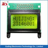 Stn 주문 단색 세그먼트 핀 연결 디지털 LCD 디스플레이