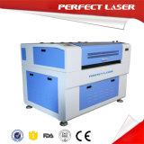 Plastik-/hölzerne Laser-Ausschnitt-Gravierfräsmaschine Pedk-9060