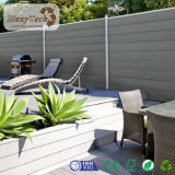 Ограждать сада напольный WPC низкой цены составной деревянный