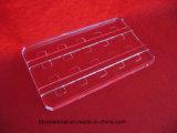 Venta de placa de cuarzo transparente en caliente