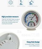 En el interior de marcación Termómetro higrómetro mecánica Medidor de Humedad Temperatura