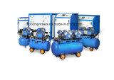 高圧10barオイルの空気タンクが付いている自由なOillessの空気圧縮機