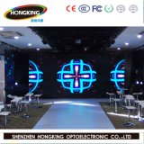 Visualización de LED a todo color de interior P3.91