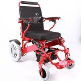 Sedia a rotelle elettrica a pile del litio senza spazzola del motore 250W per Handicapped