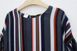 OEM новой моды Женская футболка с уже давно имеет место короткое замыкание