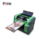 Impresora plana ULTRAVIOLETA de la impresora de la caja del teléfono celular de Digitaces del Murphy-Jet