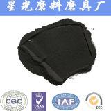 黒によって溶かされるアルミナまたは黒い鋼玉石または黒い酸化アルミニウム