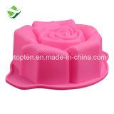La cuisson de gros a augmenté de moule à cake en silicone