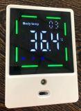 De Temperaturen Thermodetectors van het Aftasten van Infrareds van de Thermometers niet van het Contact van de Prijs van de Fabriek van de Leverancier van China H8
