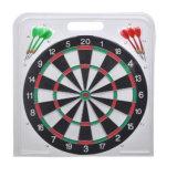 Dartboard Surround com 8 setas