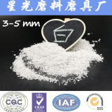 Истирательный белый сплавленный материал взрывать песка Wfa алундума глинозема