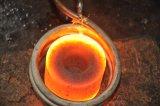 Fornalha de derretimento de prata pequena 80kw da máquina de aquecimento da indução da eficiência elevada