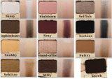 Die Farben-Augenschminke-Paletten-Verfassungs-gesetzten Kosmetik des Balsam nackte Tude Augen-Schatten-12