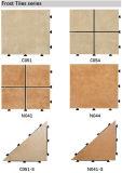 Gemakkelijk installeer en de Tegel van de Bevloering van het Porselein van de Vorst Removeable met PE Basis