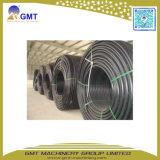 Chaîne de production en plastique d'extrudeuse de galerie pour câbles de pipe de faisceau de silicium de HDPE