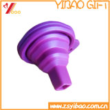 Purple Small Size Silicone Funnel Custom (Xinyuan Silicone -12)