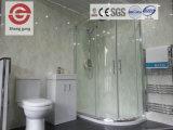 Panneaux bon marché intérieurs imperméables à l'eau et ignifuges de vente chaude de salle de bains de mur