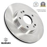 Rotor automobile de frein à disque pour Suzuki