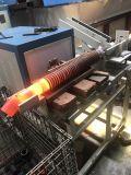 Macchina 120kw di ricottura del collegare di rame di alta qualità di frequenza di Superaudio in azione