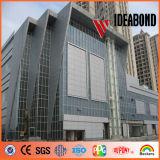 Leverancier van de Rol van het Aluminium van de Deklaag PVDF van het Comité van de Sandwich van China de Buiten Materiële